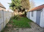 Maison semi-individuelle avec jardin et pass/côté