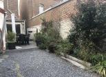 Maison de Ville avec passage côté et jardin