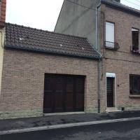 Maison spacieuse avec 5 chambres et garage