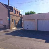 Maison semi individuelle avec garage
