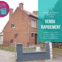 Maison de 76m2 avec 2 chambres à acheter à Haveluy