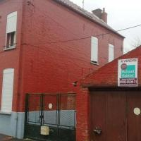 Maison Onnaing 4 pièces avec beau grenier aménageable / Jard