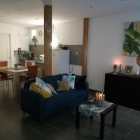 Appartement duplex 2 chambres