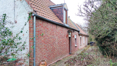 longer individuelle de plain pied avec garage et jardin