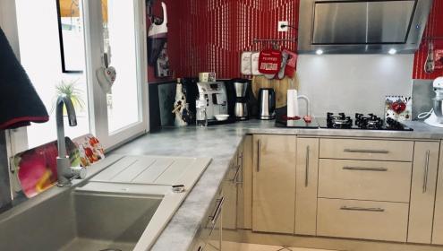 Jolie Maison Individuelle 110 m2 habitables avec garage le t