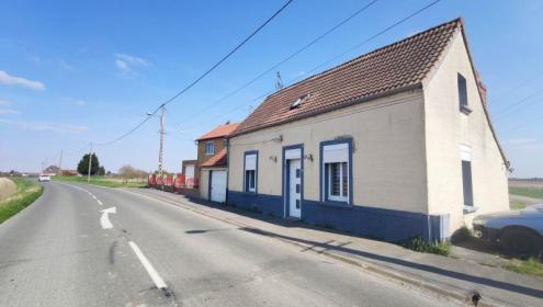 Maison individuelle 2 ch garage