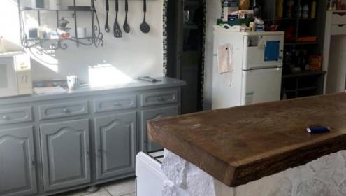 À Escautpont, maison semi individuelle 3 chambres avec garag
