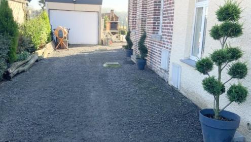 Bruille-Saint-Amand : grande maison à vendre 232000 EUR