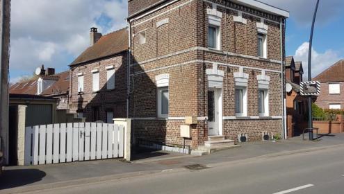 Maison de 90m2 garage 3 ch